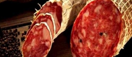 Trovata salmonella nel salame piccante