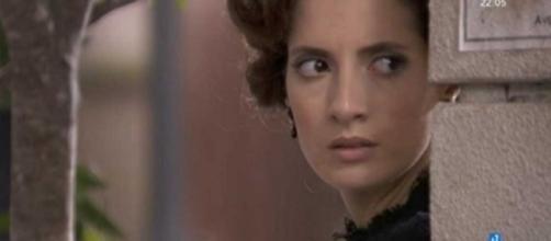 Una Vita, anticipazioni dicembre: Celia scopre il tradimento di Felipe