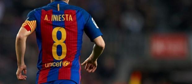 Andrés Iniesta rompe el silencio y se pronuncia sobre el conflicto en Cataluña- thesun.co.uk