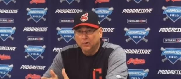 Cleveland Indians manager Terry Francona talks about Trevor Bauer -- Youtube screen capture / MLB