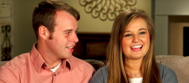 Joseph and Kendra Caldwell Duggar [Image by TLC/YouTube]