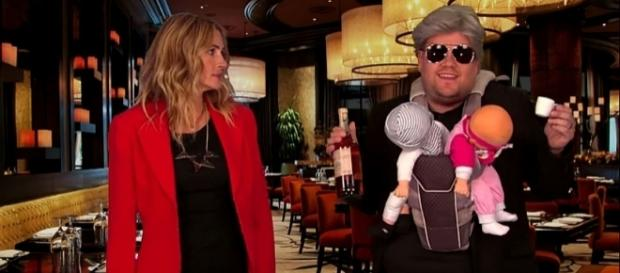 "Julia Roberts featured in ""Role Play"" with James Corden [Image Credit: The Late Late Show with James Corden/YouTube]"