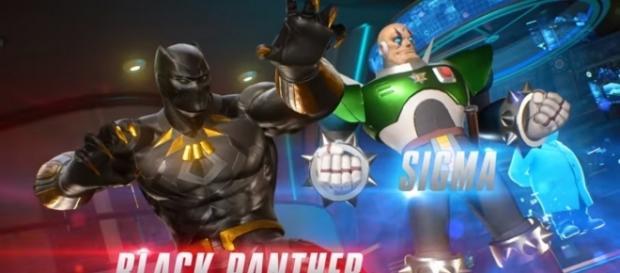 Marvel vs. Capcom: Infinite - Black Panther and Sigma Gameplay Trailer - YouTube/Marvel vs.Capcom