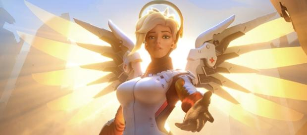 "Mercy's ultimate and resurrect abilities have been tweaked on the ""Overwatch"" PTR (via PlayOverwatch/YouTube)"