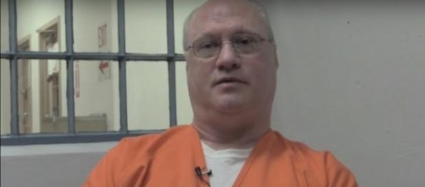 Michael Lambrix, executed in Florida on Thursday. (Image from POLITICO Florida/YouTube)