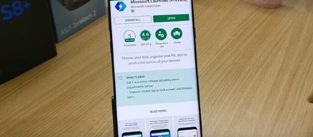 Microsoft Launcher - YouTube/TechiBee Channel