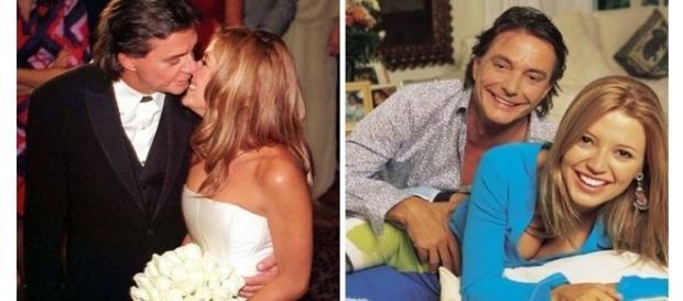O cantor se casou várias vezes