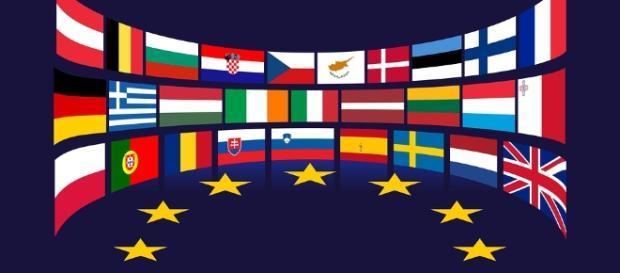 Países de la Unión Europea por GDJ/Pixabay