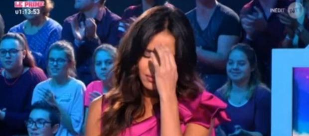 Secret Story 11 : Excédée par une blague de Christophe Beaugrand, Leila Ben Khalifa quitte le plateau en larmes !