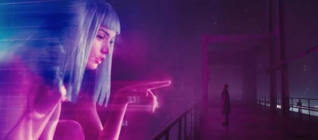 This image was achieved through projection in a fog-filled room - Image - Warner Bros. Pictures   YouTube