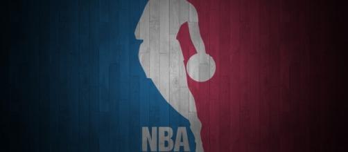 2013 NBA Logo [Image by Michael Tipton  Flickr  Cropped   CC BY-SA 2.0 ]