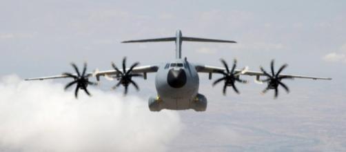 Airbus A400M Atlas   imagen: elpais.com