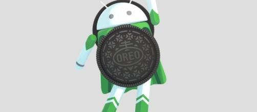 Android 8.0 Oreo, l'ultima versione del sistema operativo di Google.