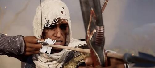 """""""Assassin's Creed Origins"""" arrives on consoles and PC this October 27. (Ubisoft US/YouTube)"""