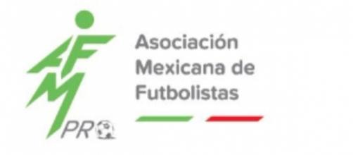 El nuevo logotipo de la Asociación Mexicana de Futbolistas