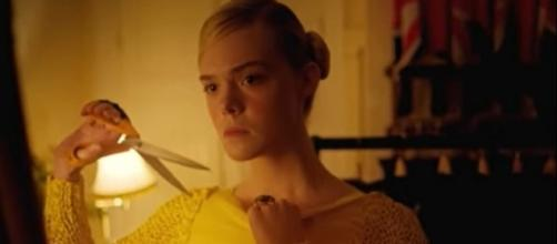 Elle Fanning discovers boys in Neil Gaiman's 'How to Talk to Girls at Parties' -- [Image via ONE Media/YouTube]