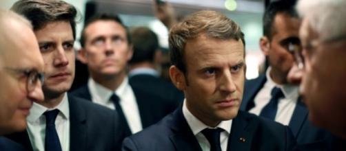 Face à la fronde du bâtiment, Macron rebouche les fissures ... - liberation.fr