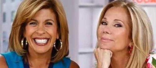 Hoda and Kathie Lee [Image: Nashville Country Club/YouTube screenshot]