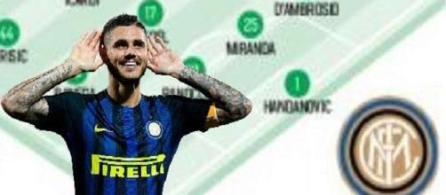 Inter, possibile sorpresa in attacco contro il Milan