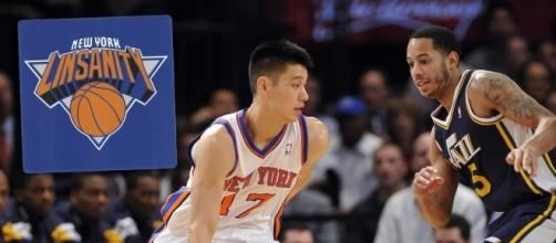 Jeremy Lin in his former team. [Image Credit: teamstickergiant/Flickr]