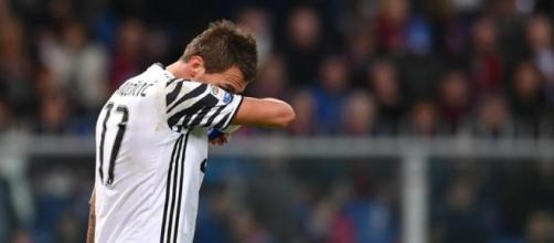 Juventus, le ultime news su Mandzukic
