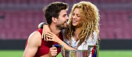 Piqué e Shakira são um casal muito querido pelos fãs