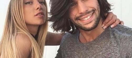 Soleil e Luca sono fidanzati da 4 mesi.