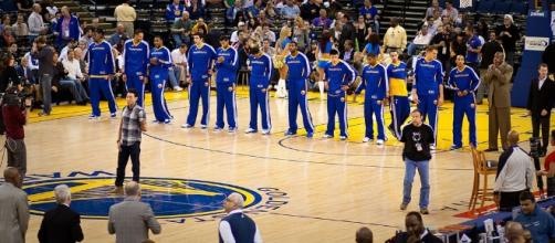 The Warriors are already fantastic. [Image via MikeD/Wikimedia Commons]
