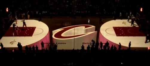 There is controversy with the Cleveland Cavaliers following the appearance of the KUWTK crew during a workout -- Eddy On via YouTube