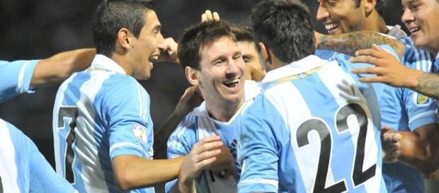 Argentina podría quedar fuera de Rusia 2018, en caso de perder hoy. (Foto: por Pablo R. Bedrossian). - wordpress.com