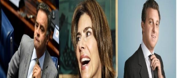 Atriz Maitê Proença, ex-apoiadora de Aécio Neves, quer ver Luciano Huck como presidente do Brasil