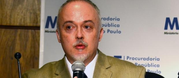 Carlos Fernando dos Santos Lima, emmbro da força-tarefa da Operação Lava Jato, se manifestou sobre Michel Temer