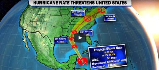 Hurricane Nate a life threatening storm - Cinema of Gaming | YouTube