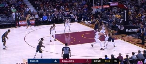 NBA preseason: Cavaliers lose to Pacers; Chicago defeats Milwaukee. [Image Credit: NBA/Youtube]