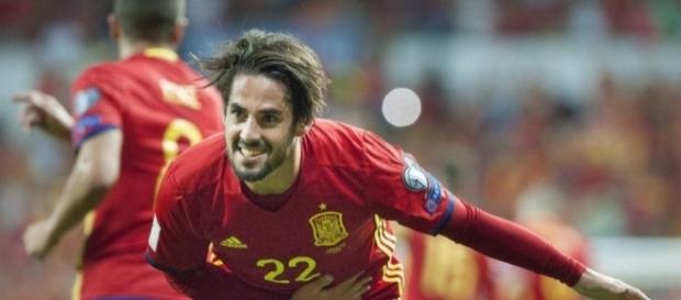 Isco quiere hacer historia con la Selección y ya se ha postulado como el gran referente de la Roja
