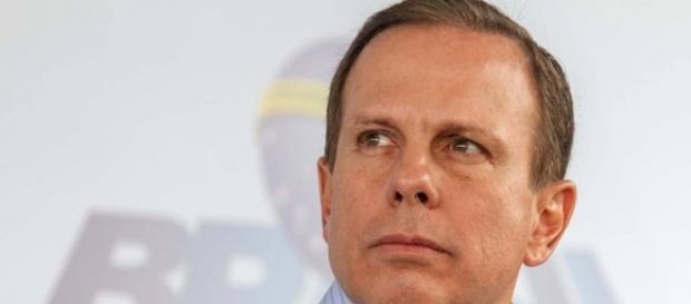 João Doria gravou vídeo neste sábado em resposta a Goldman