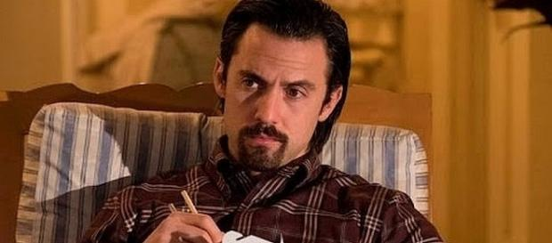 "Milo Ventimiglia as Jack Pearson on ""This Is Us"" [Image Credit: TVGuide/YouTube]"