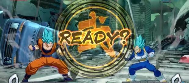New Dragon Ball FighterZ Gameplay From Its Developer's Best Players - SSGSS Goku vs SSGSS Vegeta - YouTube/Game Informer
