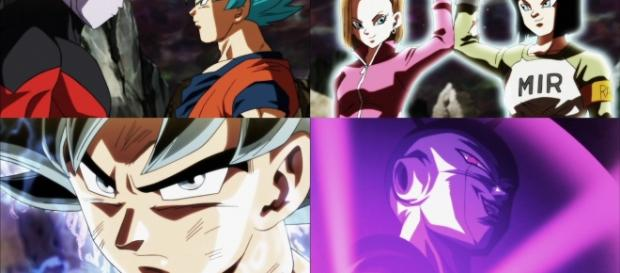 Nuevas imágenes del especial de una hora de la serie japonesa DBS.