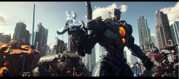 Pacific Rim: Uprising (Image credit: Universal Pictures UK/YouTube)