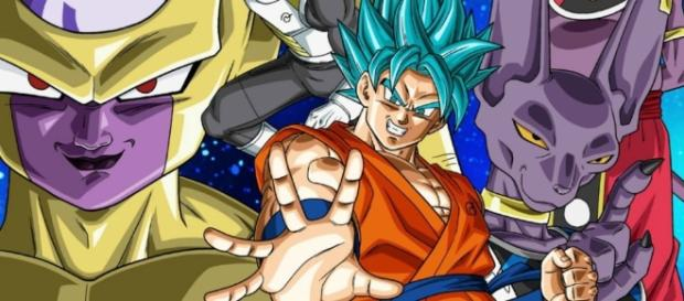 Personajes principales de ´Dragon Ball Super'