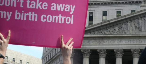Planned Parenthood Rally in New York City (Photo credit: Women's Enews/Flickr).