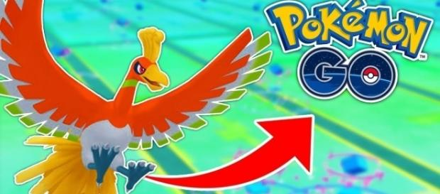 'Pokemon Go' Ho-Oh EX Raid reportedly starting in December [Image Credit: JTGily/YouTube Screenshot]