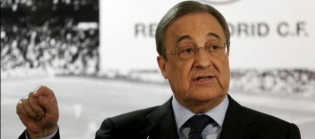 Real Madrid : Pérez a donné sa liste de 2 joueurs à recruter !