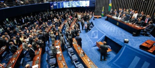 Senado apresentou uma manifestação nesta quinta-feira(05)