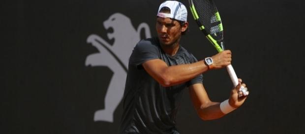Spanish tennis player Rafa Nadal. [Image Credit: Marianne Bevis/Flickr]