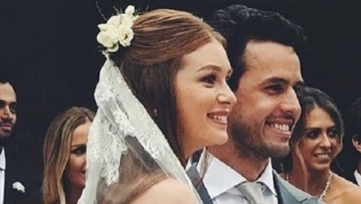Vazam Fotos Do Casamento De Marina Ruy Barbosa E Seus Convidados