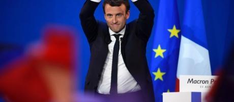 """Emmanuel Macron, ovni politique """"ni de droite ni de gauche"""" - Le ... - leparisien.fr"""