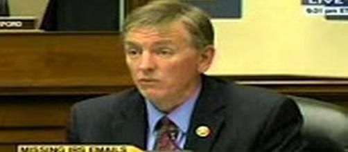 Arizona Congressman Paul Gosar; [Image Credit: TPNNVideos/YouTube]