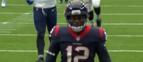 Bruce Ellington playing for the Houston Texans -- Youtube screen capture / NFL